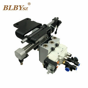 W600PC-ST auto thread trimmer device for interlock machine (pneumatic) use for pegasus w600 sewing machine parts BLBYsz