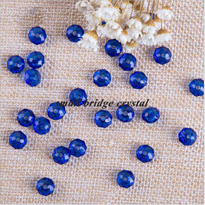 wholesale crystal beads in bulk for necklace jewelry wedding dress