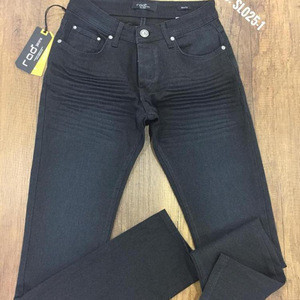 Wholesale Latest Design New Fashpn High Quality Slim Fit Men Denim Jeans
