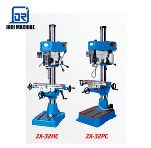 ZX32-HC Automatic Feed Gear Head Drilling & Milling Machine