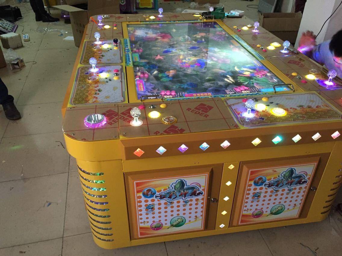 Ocean King 2 Ocean Monster Plus Casino Fish Gambling Machine for Sale Casino Slot Machine
