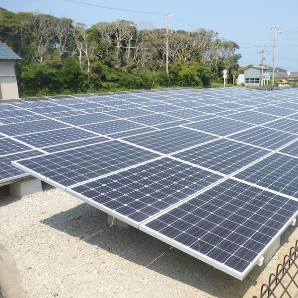 Japanese Used Solar Panels
