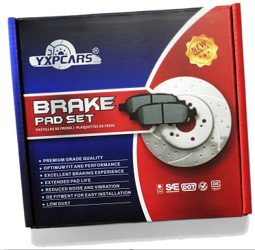 Brake pad D273