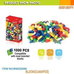 1000PCS bricks DIY building block