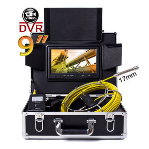100m Industrial Water Well Borehole inspection camera and Downhole Camera