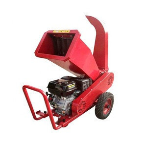 15 hp Gasoline Garden Shredder Tree Branches Crushing Machine Wood Crusher Machine