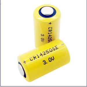 3V 900mAh Li-Mno2 battery for electric materials CR14250SE
