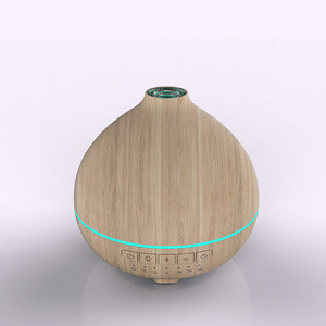 Air diffuser aromatherapy air conditioning diffuser 150ml real bamboo aroma diffuser for WalMart