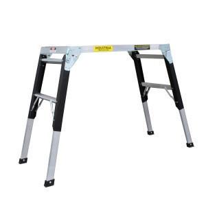 Aluminium adjustable working platform