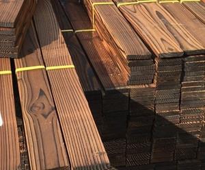 Anticorrosive Wood,Heat Treated wood
