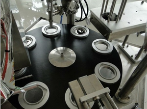 Automatic Drink/Bubble Tea K Cup Filling Sealing Machine