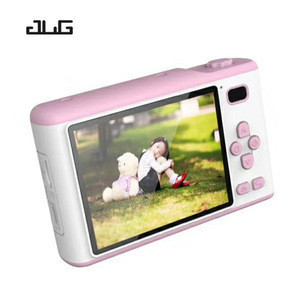 """Best HD Kids Mini Digital Camcorder Camcorder with 2.8"""" Touch LCD Screen with Cartoon Sticker Kids Gifts"""
