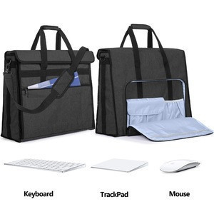 Carrying Tote Bag Compatible with All in One Desktop Computer Travel Storage Bag for AIO PC/ AIO DT and Other Accessories