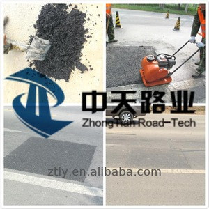 China concrete road repair material driveway admixture raw