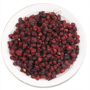 China herbal medicine raw schisandra supplement crude herbs/crude medicine/ wu wei zi