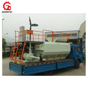 China large capacity grass seeds hydro seeder with soil