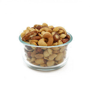 CJ Dannemiller CO roasted organic almond nuts from America for young children