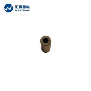 Custom precision brass steel mold guide pin bushing