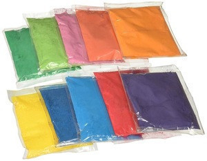 Events party supplies customized packing colour fun Holi Color Run Festival Holi Powder