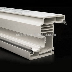 Factory direct full-body colour upvc window american vinyl pvc profiles system for wholesales