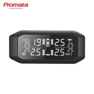 Factory supply tyre pressure monitor for car can be upgraded to 10 tires