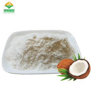 Free sample with 100% pure coconut fruit powder