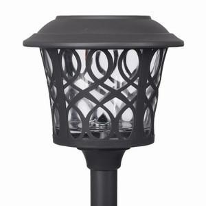 Garden Light Outdoor White Led Power Battery Time Solar Plastic Stainless Steel lamp