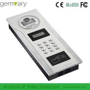 Gemvary front door camera doorbell