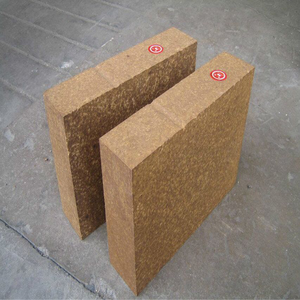 High mechanical strength insulation refractory fire clay fire bricks for bolier