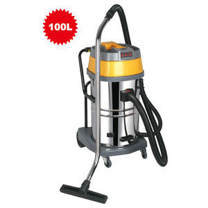 High Pressure Cleaner Cleaning Type and Pharmaceutical Cleaning Industry Cleaning Vacuum cleaner 100L 3000mmH20 SS tank