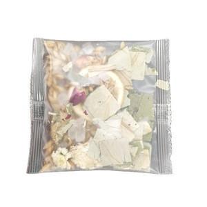 High quality wholesale lotus leaf combination of tea with lemon
