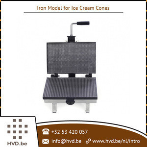 Hot Sale of Waffle Cone Maker Machine for Ice Cream Cones at Best Selling Price