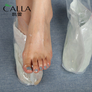 Private Label Beauty Care Products Cosmetic Paraffin Wax Foot Care Tools Mask
