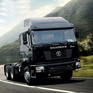 SHACMAN 6*4 tractor/trailer truck