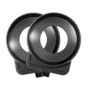 SUREWO Insta360 ONE R Lens Guards Cover Dual-Lens Insta360 Mod for Insta360 Action Camera
