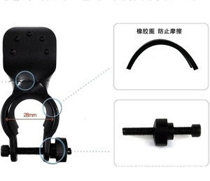 Universal Bicycle Mount for Scope torch flashlight for shenzhen factory