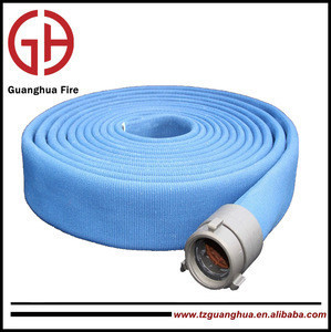 Used pu fire hose for fire hydrant