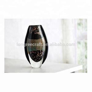 Wholesale Vietnam Style Handmade Murano Glass Vase