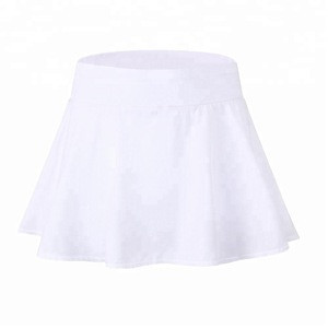 Womens Tennis Skirt Built in Compression Shorts for yoga and dance