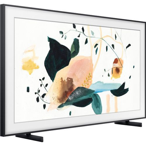 "Samsung The Frame LS03T 55"" Class HDR 4K UHD Smart QLED TV"