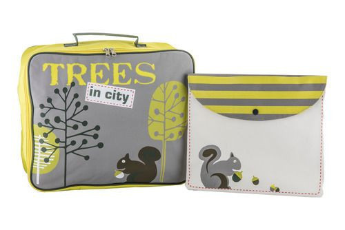 Squirell Storage Bag with evelope pouch