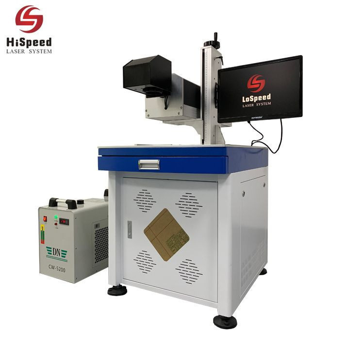 New Model CO2 Laser Marking Machine