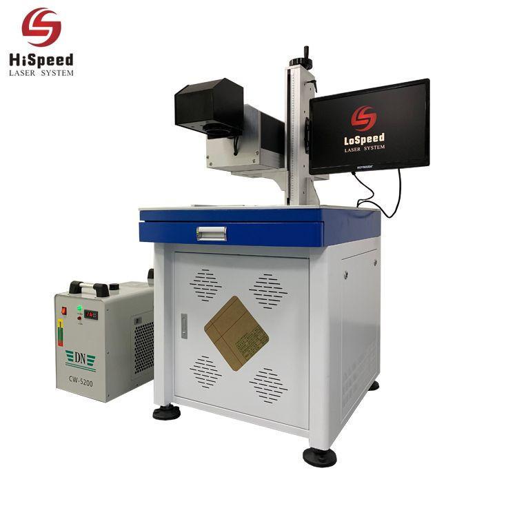New Model CO2 Laser Marking Machine