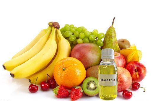 Mixed Fruit Flavor