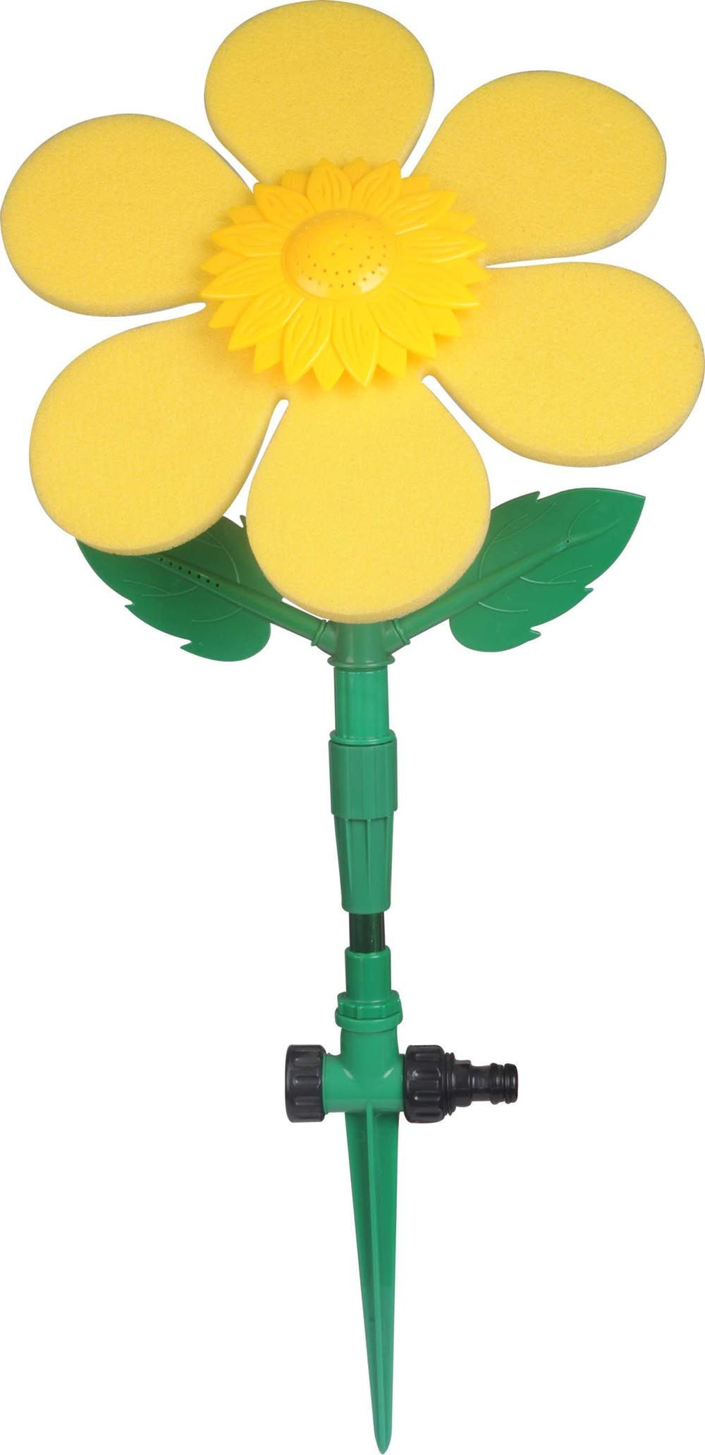 Round Flower Sprinkler