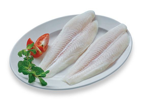 Pangasius Fillet Well-Trimmed