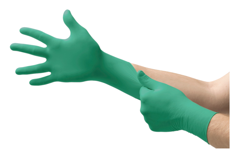 Ansell 92-600 Nitrile Glove (Enhanced Chemical Splash Protection)