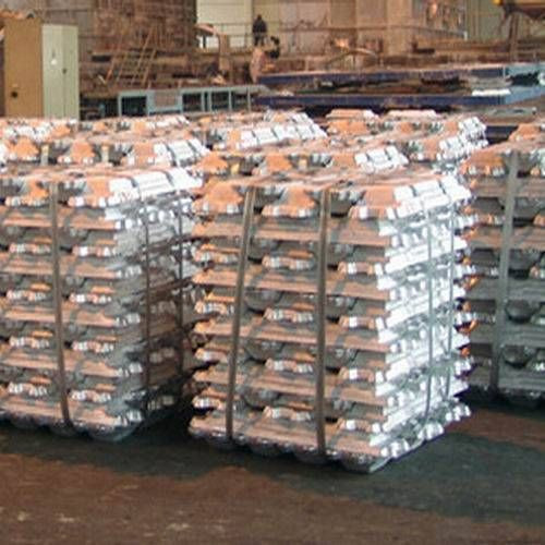 Aluminium Ingots, Zinc Ingots, Copper Ingots