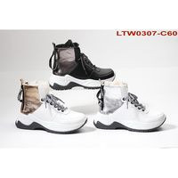 Winter comfortable fur sport boots for women