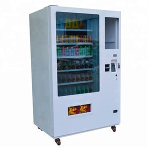 24 Hours Self-service Automatic Coffee Condom Food Water Beverage Vending Machine